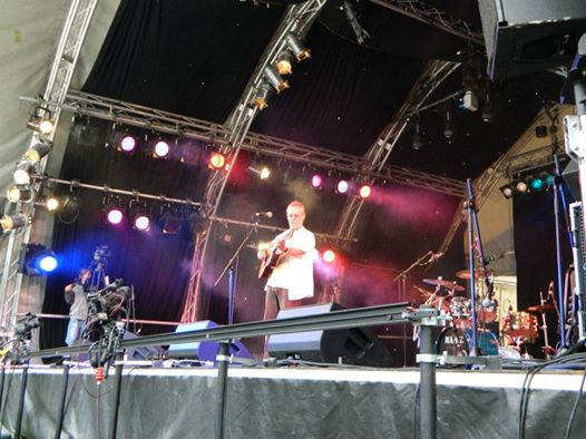 Jon Harvison at Wallinford Bunkfest